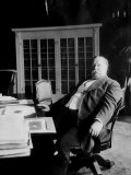 William Taft, at His Desk in the White House, Washington D.C., 1910 Photo