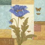 Blue Passage II Affiches par Pamela Gladding