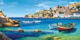 Golfo Mediterraneo Poster by Adriano Galasso