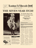The Seven Year Itch Posters