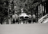 German Grand Prix Print by Rainer W. Schlegelmilch