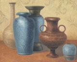 Aeryl Urns I Posters by Jordan Gray