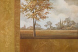 Golden Autumn I Print by Jordan Gray