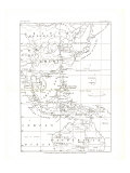 1900 Philippines Map Print by  National Geographic Maps