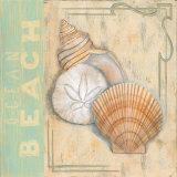 Ocean Beach Posters by Pamela Desgrosellier