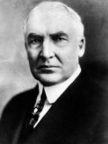 Warren G. Harding, United States President 1921-1923, 1920s Photo