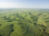 The Flint Hills of Kansas Fotografiskt tryck av Jim Richardson