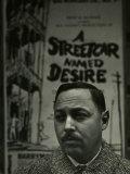 Tennessee Williams Fototryk i høj kvalitet af W. Eugene Smith