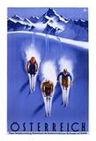 Osterreich Poster