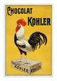 Chocolat Kohler Print