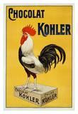 Chocolat Kohler Prints