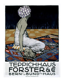 Teppichhaus Forster & Co Posters by Burkhard Mangold