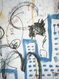 New York City Graffiti Lámina fotográfica por Vernon Merritt III