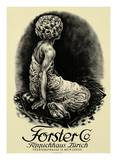 Forster Prints by Otto Baumberger