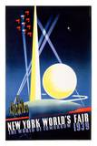 New York World's Fair, World of Tomorrow Posters by Joseph Binder