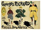 Georges Richard Posters by Fernand Fernel