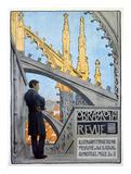 Obrazkova Revue Posters by Arnost Hofbauer