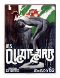 Les Quat'z Arts Prints by Georges Rogier