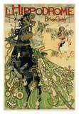 L'Hippodrome Posters by Manuel Orazi