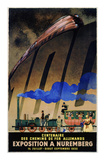 Exposition a Nuremburg Posters by Jupp Wiertz
