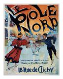 Le Pole Nord Posters par Georges Ripart