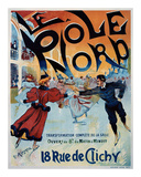 Le Pole Nord Posters by Georges Ripart