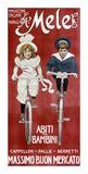 Mele & Ci, Abiti per Bambini Poster von Aleardo Villa