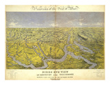 Kentucky and Tennessee, c.1861 Prints by John Bachmann
