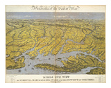 Virginia, Maryland Delaware and The District of Columbia, c.1861 Prints by John Bachmann