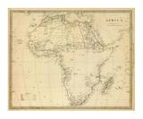 Africa, c.1839 Pósters