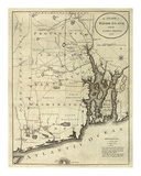 State of Rhode Island, c.1796 Prints by John Reid