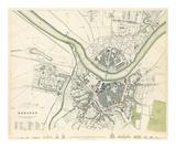 Dresden, Germany, c.1833 Print