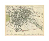 Berlin, Germany, c.1833 Prints