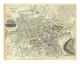 Edinburgh, Scotland, c.1834 Plakaty