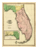 Florida, c.1823 Art by Henry S. Tanner
