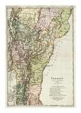 Vermont, c.1797 Posters by Daniel Friedrich Sotzmann