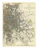 Paris, France, c.1834 Posters