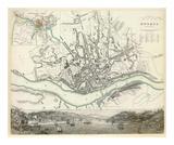 Porto, Portugal, c.1833 Posters