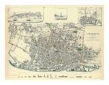 Liverpool, England, c.1836 Print