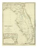 Florida, c.1834 Poster