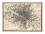 Paris, France, c.1860 Poster
