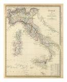 Italy I, c.1840 Print