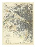 Paris, France, c.1834 Print