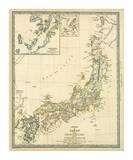 Japan, Nagasaki, c.1835 Poster