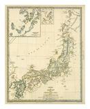 Japan, Nagasaki, c.1835 Posters