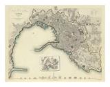 Genoa, Italy, c.1836 - Poster
