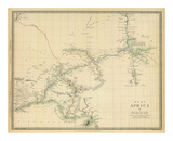 West Africa II, c.1839 Print