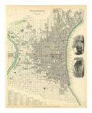 Philadelphia, c.1840 Print