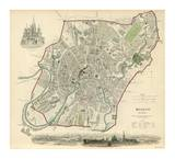 Moscow, Russia, c.1836 Prints