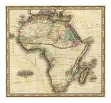 Africa, c.1823 Prints by Henry S. Tanner